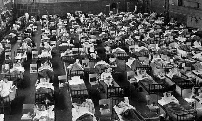 1957 - La grippe Asiatique en Suède